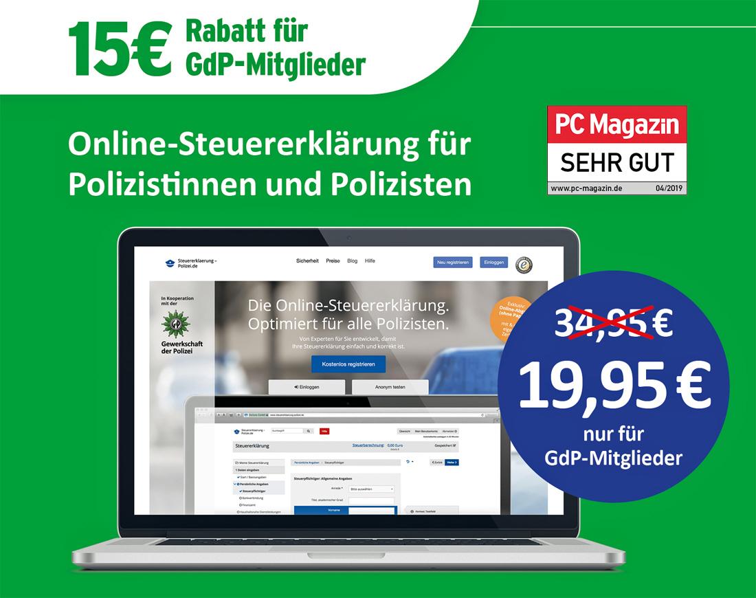 Online Steuererklarung Gdp Service Berlin